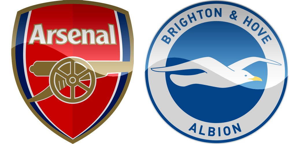 15.kolo Premier League: Arsenal vs Brighton [VIDEO]