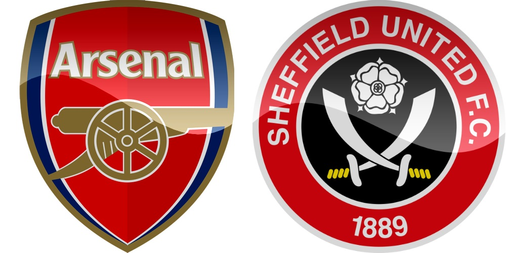 23.kolo Premier League: Arsenal vs Sheffield United [VIDEO]