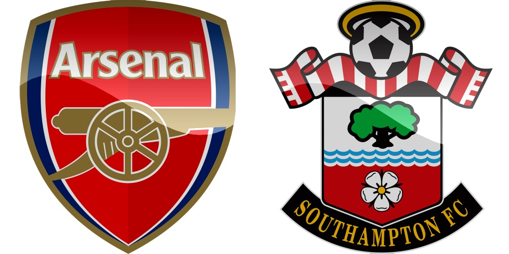 13.kolo Premier League: Arsenal vs Southampton [VIDEO]