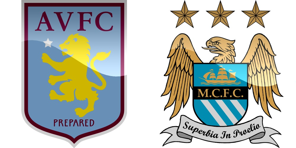 22.kolo Premier League: Aston Villa vs Manchester City [VIDEO]