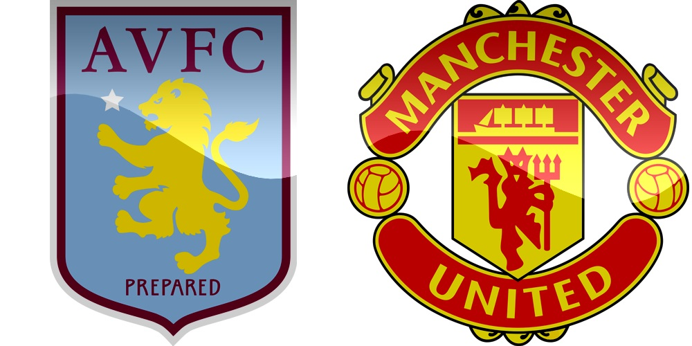 34.kolo Premier League: Aston Villa vs Manchester United [VIDEO]