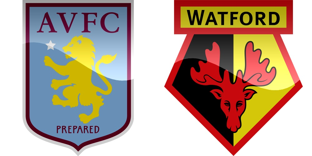 24.kolo Premier League: Aston Villa vs Watford [VIDEO]
