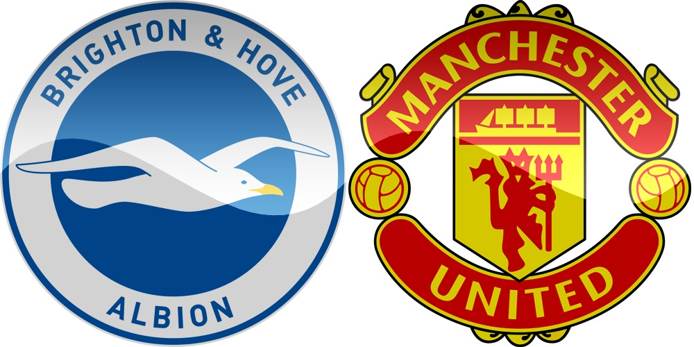 32.kolo Premier League: Brighton vs Manchester United [VIDEO]