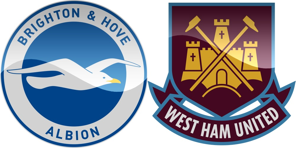 2.kolo Premier League: Brighton vs West Ham [VIDEO]
