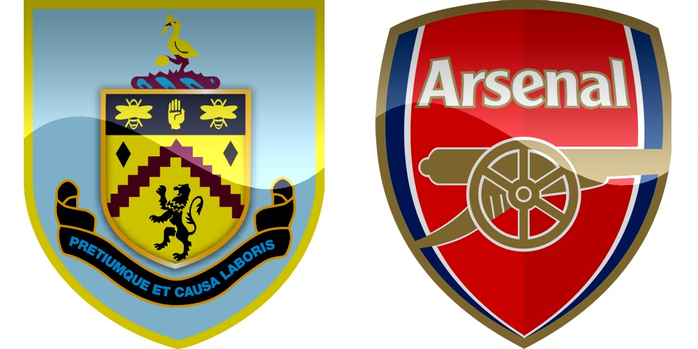 25.kolo Premier League: Burnley vs Arsenal [VIDEO]