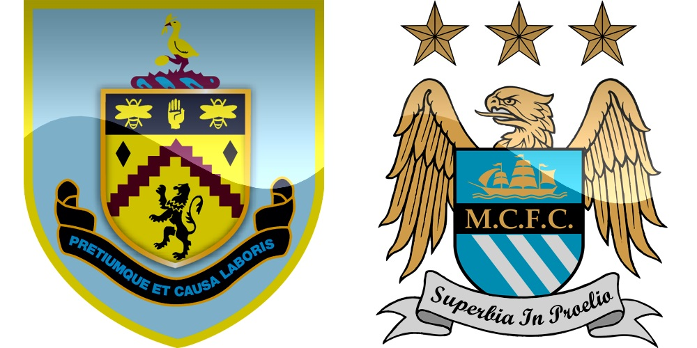 15.kolo Premier League: Burnley vs Manchester City [VIDEO]