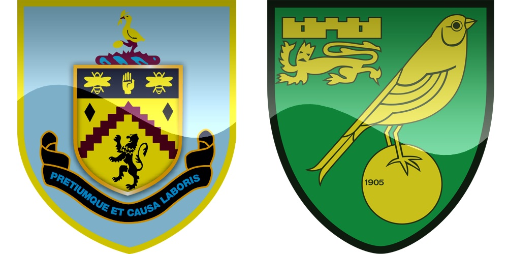6.kolo Premier League: Burnley vs Norwich [VIDEO]