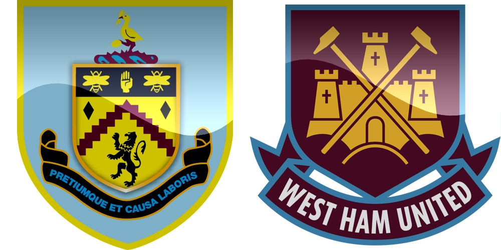12.kolo Premier League: Burnley vs West Ham [VIDEO]