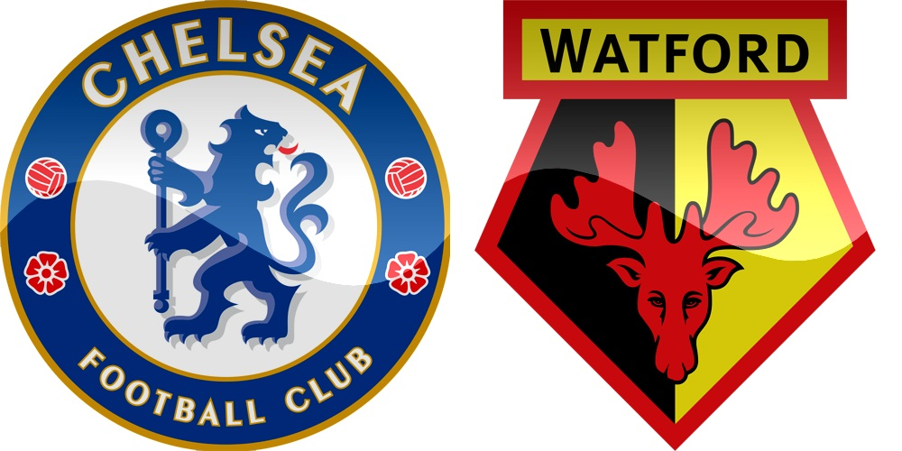33.kolo Premier League: Chelsea vs Watford [VIDEO]