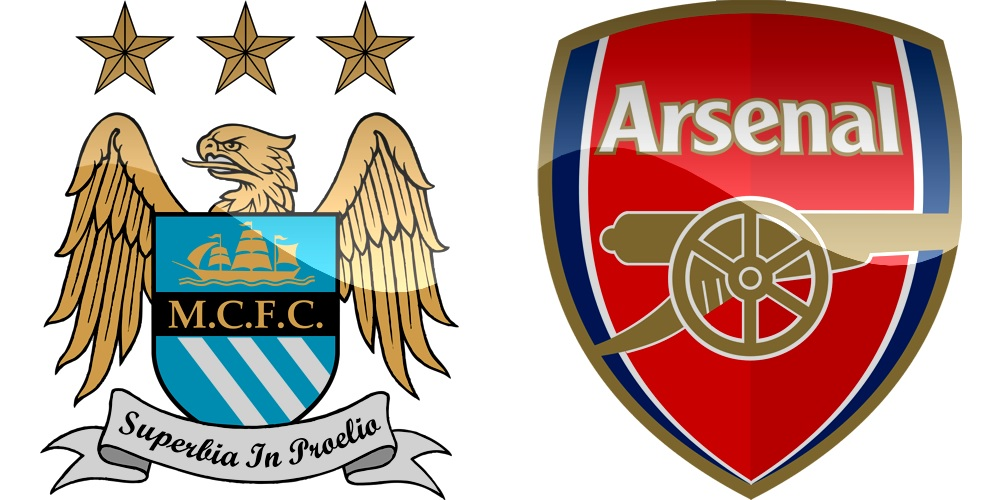 28.kolo Premier League: Manchester City vs Arsenal [VIDEO]