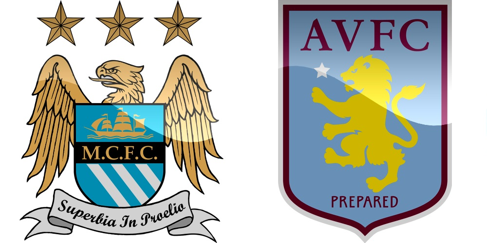10.kolo Premier League: Manchester City vs Aston Villa [VIDEO]