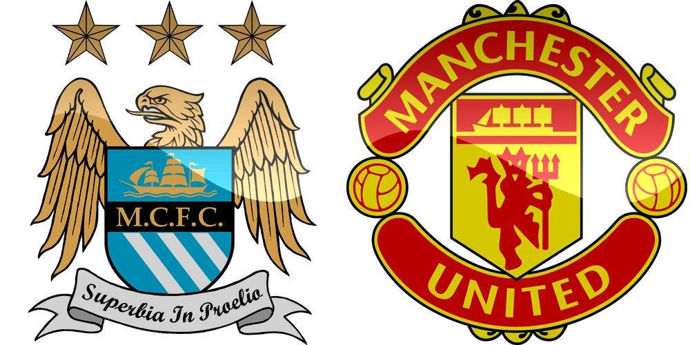 16.kolo Premier League: Manchester City vs Manchester United [VIDEO]