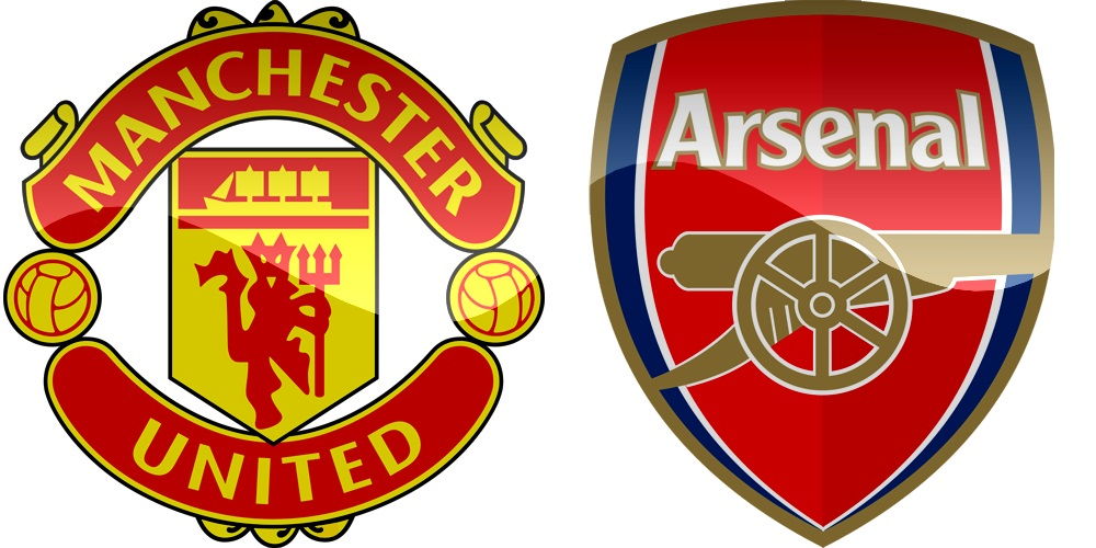 7.kolo Premier League: Manchester United vs Arsenal [VIDEO]