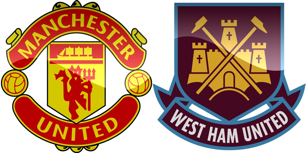37.kolo Premier League: Manchester United vs West Ham [VIDEO]