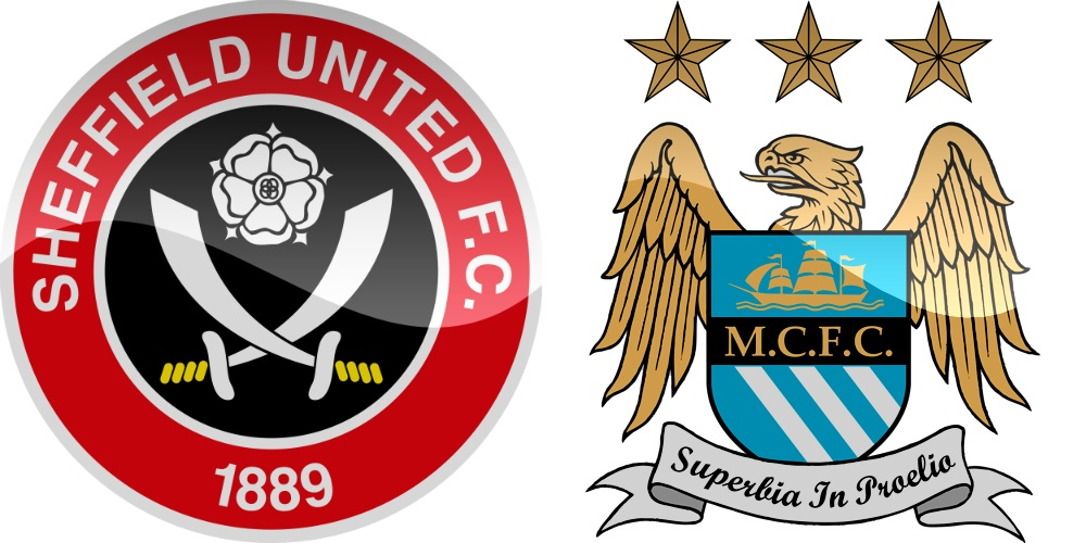 24.kolo Premier League: Sheffield United vs Manchester City [VIDEO]