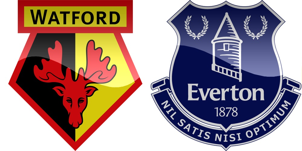 25.kolo Premier League: Watford vs Everton [VIDEO]