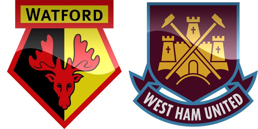 3.kolo Premier League: Watford vs West Ham [VIDEO]