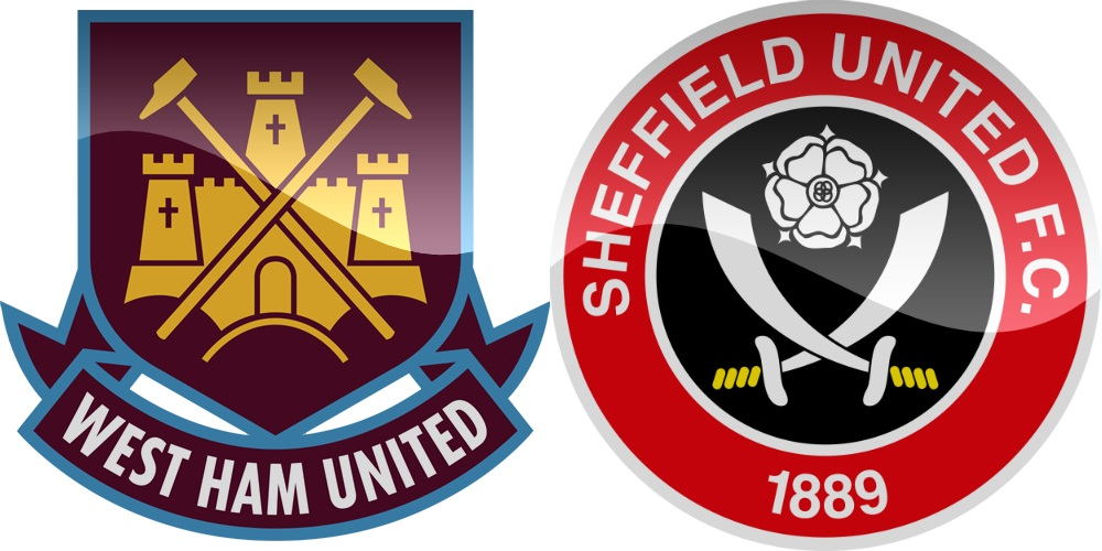 10.kolo Premier League: West Ham vs Sheffield United [VIDEO]